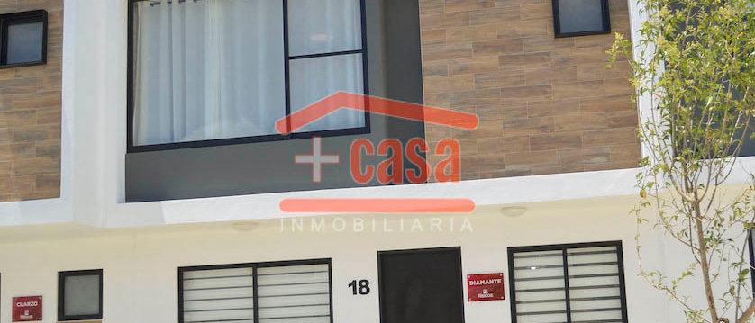 Casas Zakia,El refugio, Zibata desde $1,665,000 hasta $3,190,000