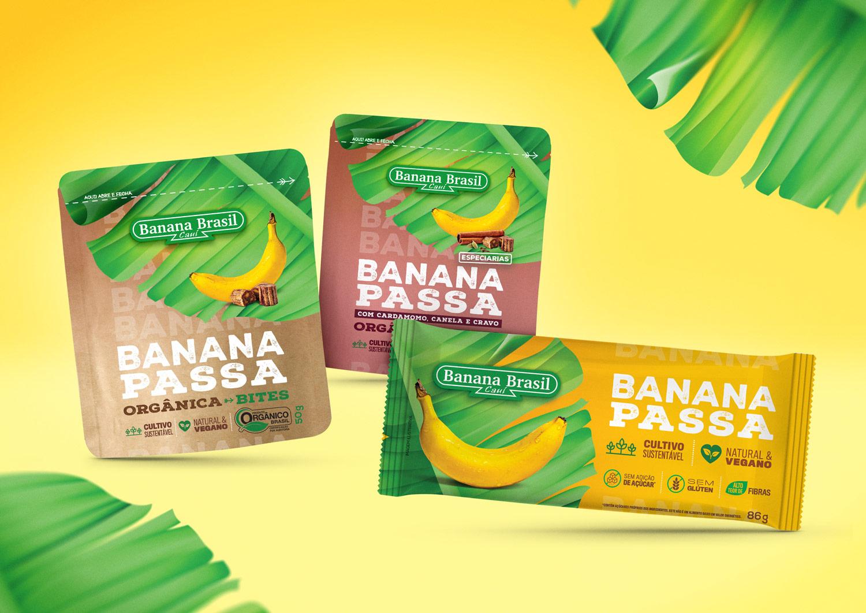 Banana Passa - Banana Brasil