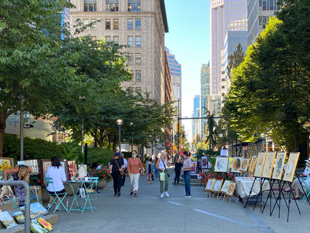 Review of Art Downtown 2020