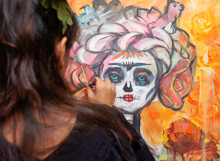 Is Halloween and its artistic expression the same in all cultures?
