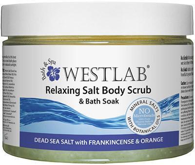 Westlab Dead Sea Salt Scrub - Relax