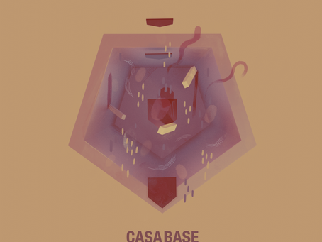 Minus annuncia la copertina di CASA BASE, il nuovo album in uscita il 18 giugno