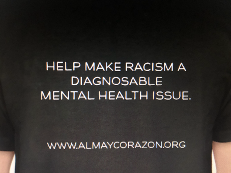 Help Make Racism a Diagnosable Mental Health Issue