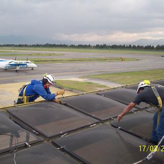 Obra: Aeropuerto Opain