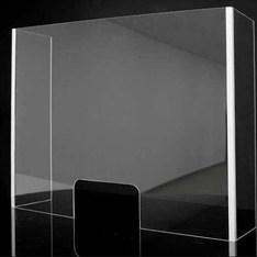 pantalla de Acrilico para escritorios