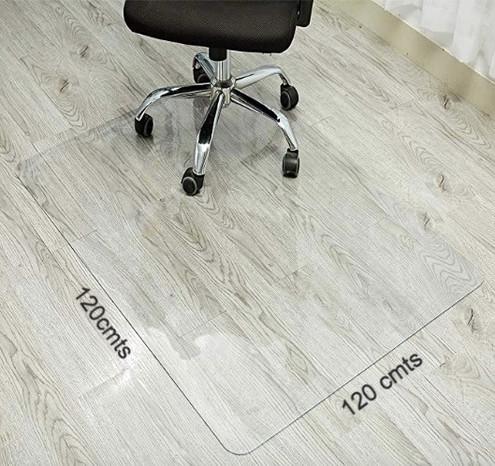 Cubrealfombras en acrilico