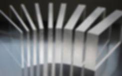 Acrilico, laminas de acrilico