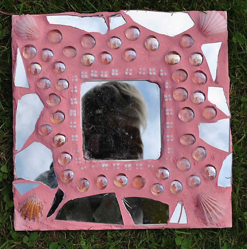 spiegelmosaik
