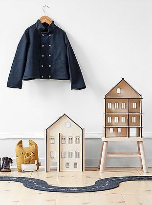 "KOLEKTO Puppenhaus ""My House"" aus Holz"