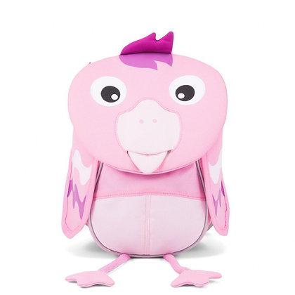 AFFENZAHN Rucksack 4 Liter (17x11x25) für 1-3 Jährige Finja Flamingo