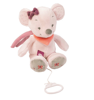 NATTOU Spieluhr Valentine die Maus in 2 Grössen