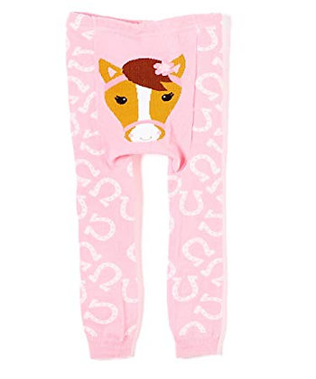 DOODLE Pants / Leggins Pink Horse