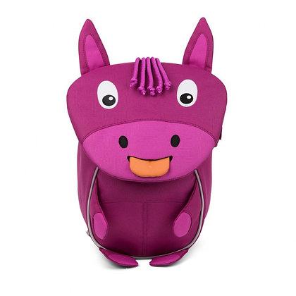 AFFENZAHN Rucksack 4 Liter (17x11x25) für 1-3 Jährige Paula Pferd