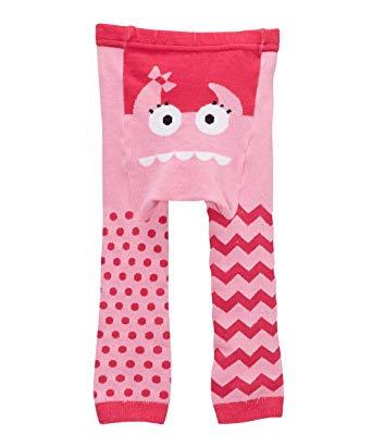 DOODLE Pants / Leggins Pink Monster
