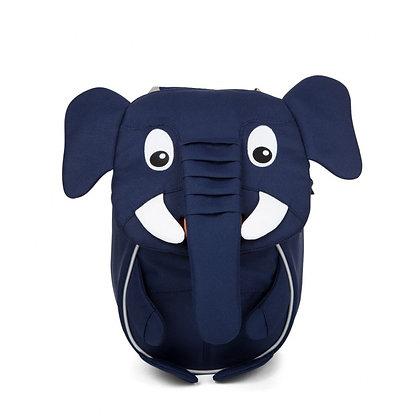 AFFENZAHN Rucksack 4 Liter (17x11x25) für 1-3 Jährige Emil Elefant