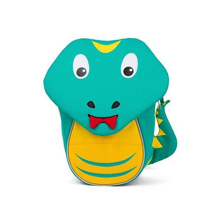 AFFENZAHN Rucksack 4 Liter (17x11x25) für 1-3 Jährige Samuel Schlange