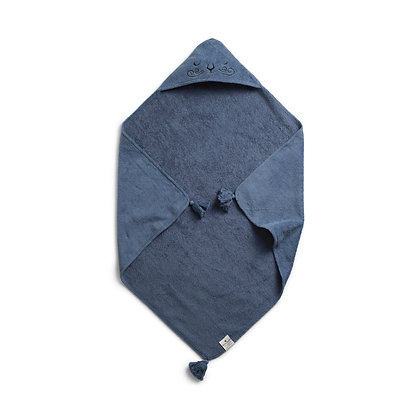 ELODIE DETAILS Badetuch 80x80 tender blue