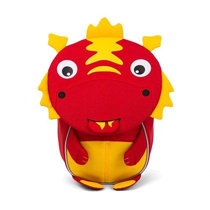 AFFENZAHN Rucksack 4 Liter (17x11x25) für 1-3 Jährige Dario Drache