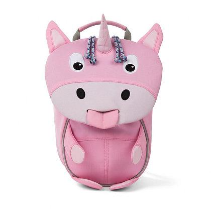 AFFENZAHN Rucksack 4 Liter (17x11x25) für 1-3 Jährige Erna Einhorn