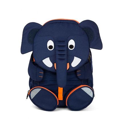 AFFENZAHN Rucksack 8 Liter (20x12x31) für 3-5 Jährige Elias Elefant