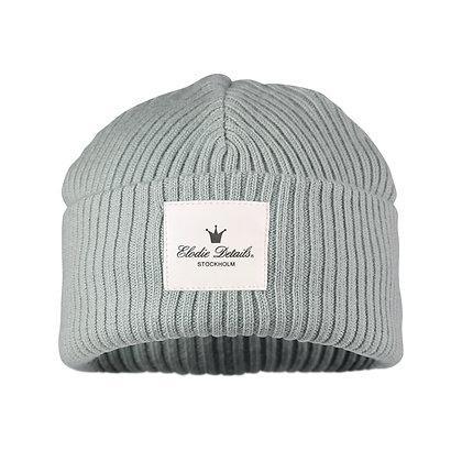 ELODIE DETAILS Mütze aus Merinowolle mineral green