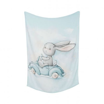 EFFIKI Bambus Swaddle Effik the racer 70 x 100 cm