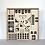 "Thumbnail: KOLEKTO 3D-Puzzle und Spielhaus ""Arhus"" aus Holz"