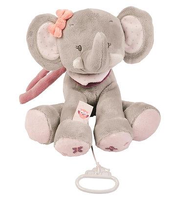 NATTOU Spieluhr Adèle der Elefant in 2 Grössen