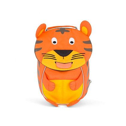 AFFENZAHN Rucksack 4 Liter (17x11x25) für 1-3 Jährige Timmy Tiger dunkel
