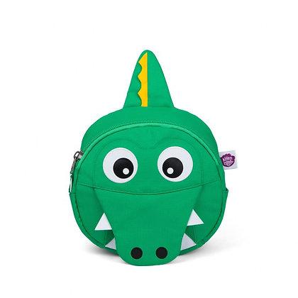 AFFENZAHN Rucksack 4 Liter (17x11x25) für 1-3 Jährige Kai Krokodil