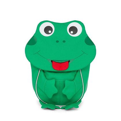 AFFENZAHN Rucksack 4 Liter (17x11x25) für 1-3 Jährige Finn Frosch
