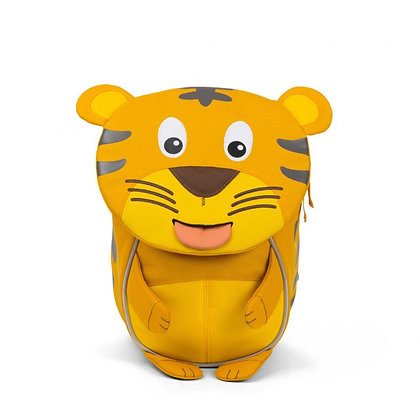 AFFENZAHN Rucksack 4 Liter (17x11x25) für 1-3 Jährige Timmy Tiger hell