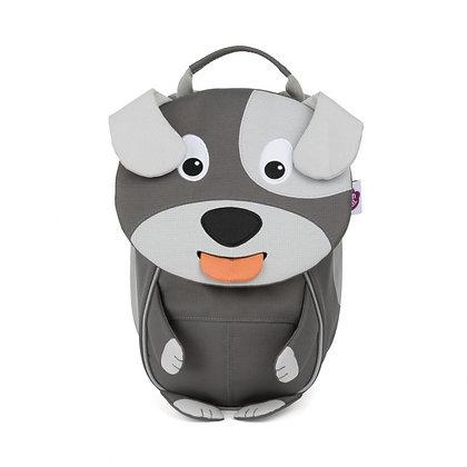 AFFENZAHN Rucksack 4 Liter (17x11x25) für 1-3 Jährige Hugo Hund
