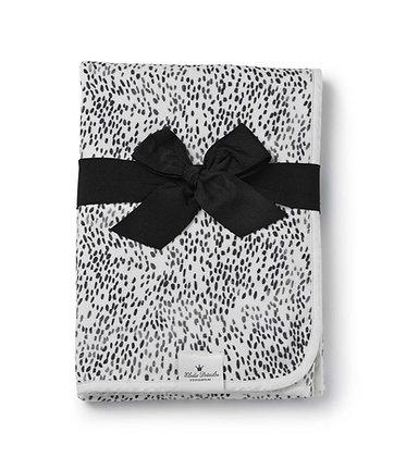 ELODIE DETAILS Pearl Velvet Blanket dots of fauna