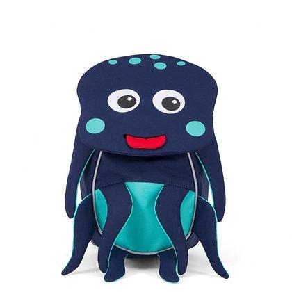 AFFENZAHN Rucksack 4 Liter (17x11x25) für 1-3 Jährige Oliver Octopus