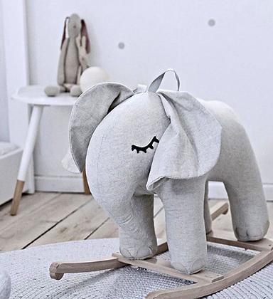 OHH MAMI Schaukel Elefant klein in 4 Farben
