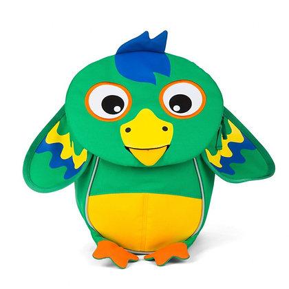 AFFENZAHN Rucksack 4 Liter (17x11x25) für 1-3 Jährige Piet Papagei