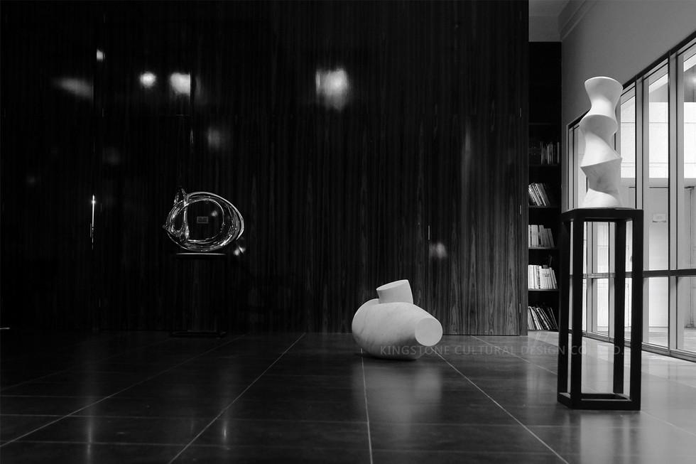 2019 移風觀止 胡棟民個展-THE 201 ART 順天建築文化藝術中心 台中