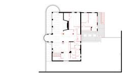 Obergeschoss Neuplanung