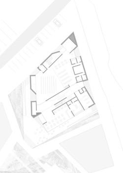 Grundriss Dialogzentrum