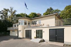 Bootshaus des Bonner Ruder-Vereins