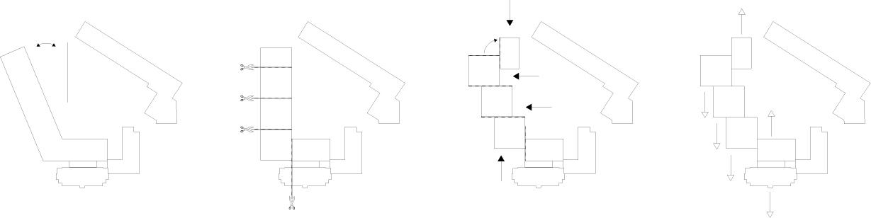 Entwicklung Gebäudeform