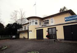 Bestandsgebäude des BRV von 2014