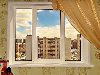Окна ПВХ. Пластиковыеокн в Красноярске
