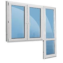 Установка балконных дверей и балконных блоков в Краснярске
