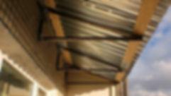 Монтаж крыши на балконах в Краснорске