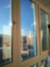 Утепление балконных фасадов ПВХ и AL в Крсноярске