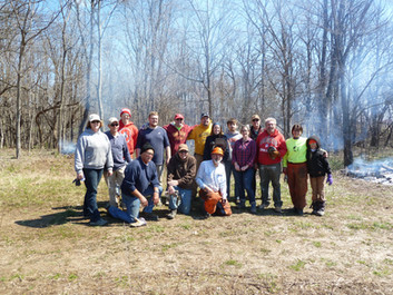 GRWA Takes Action for Earth Day