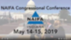 NAIFA-IN at 2019 Congressional Conferenc
