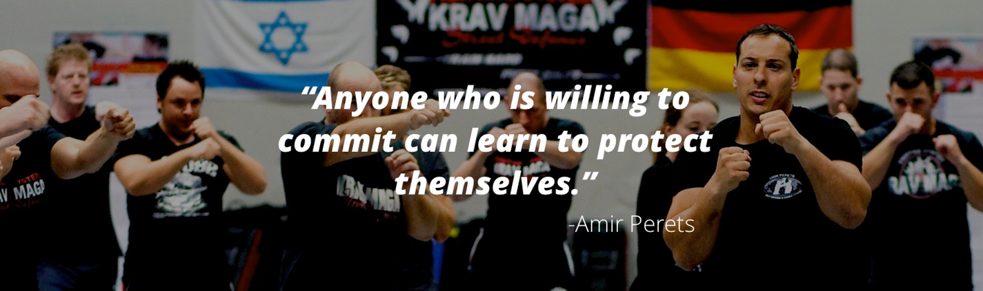 Amir Perets Krav Maga